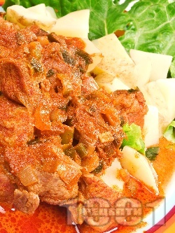 Паприкаш от телешко месо (телешко задушено) - снимка на рецептата